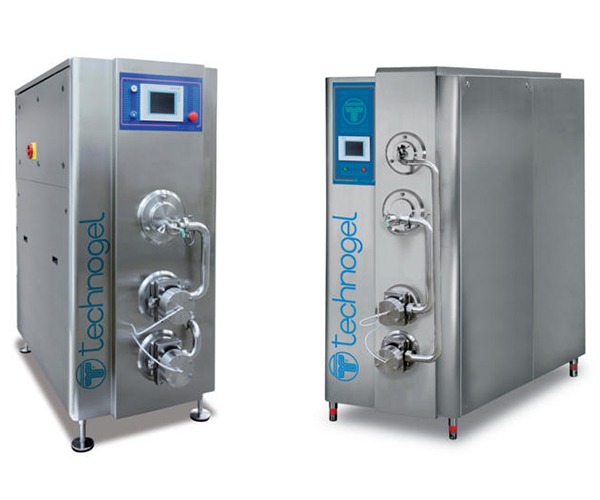 Continuous Freezers Lobe Pumps